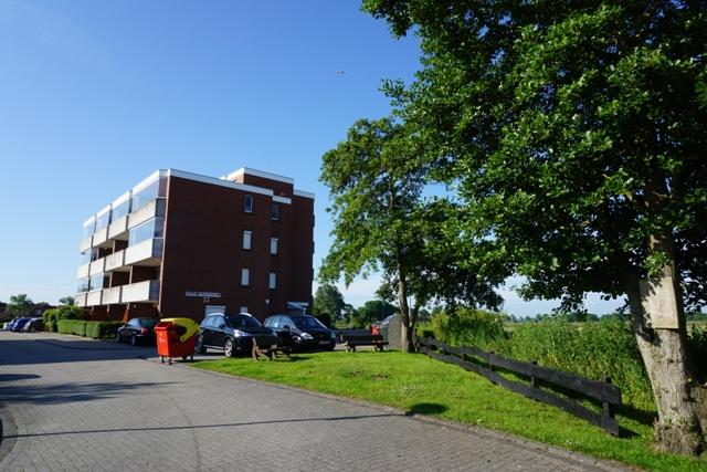 Aussenansicht Haus Norderney
